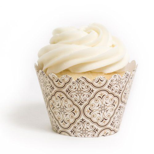 Moroccan Dawn Cupcake Wrappers
