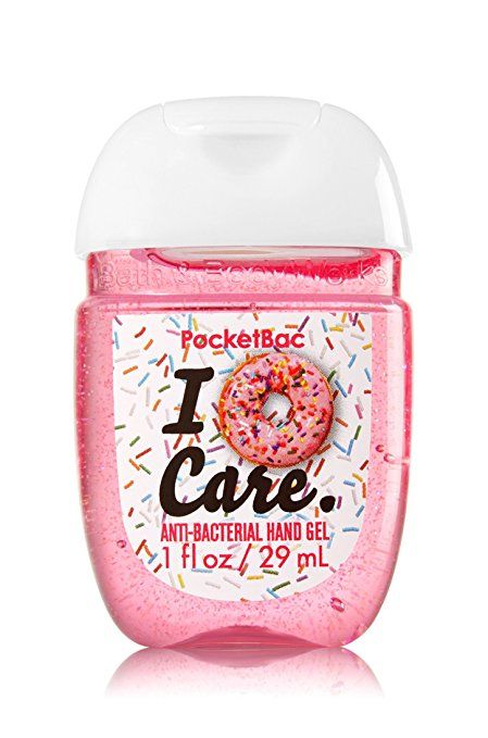 Bath Body Works Pocketbac Hand Gel I Donut Care Bath And Body