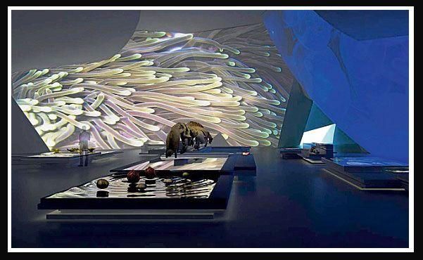 Museo Nacional de Qatar. Jean Nouvel. Inspirado en la rosa del desierto.