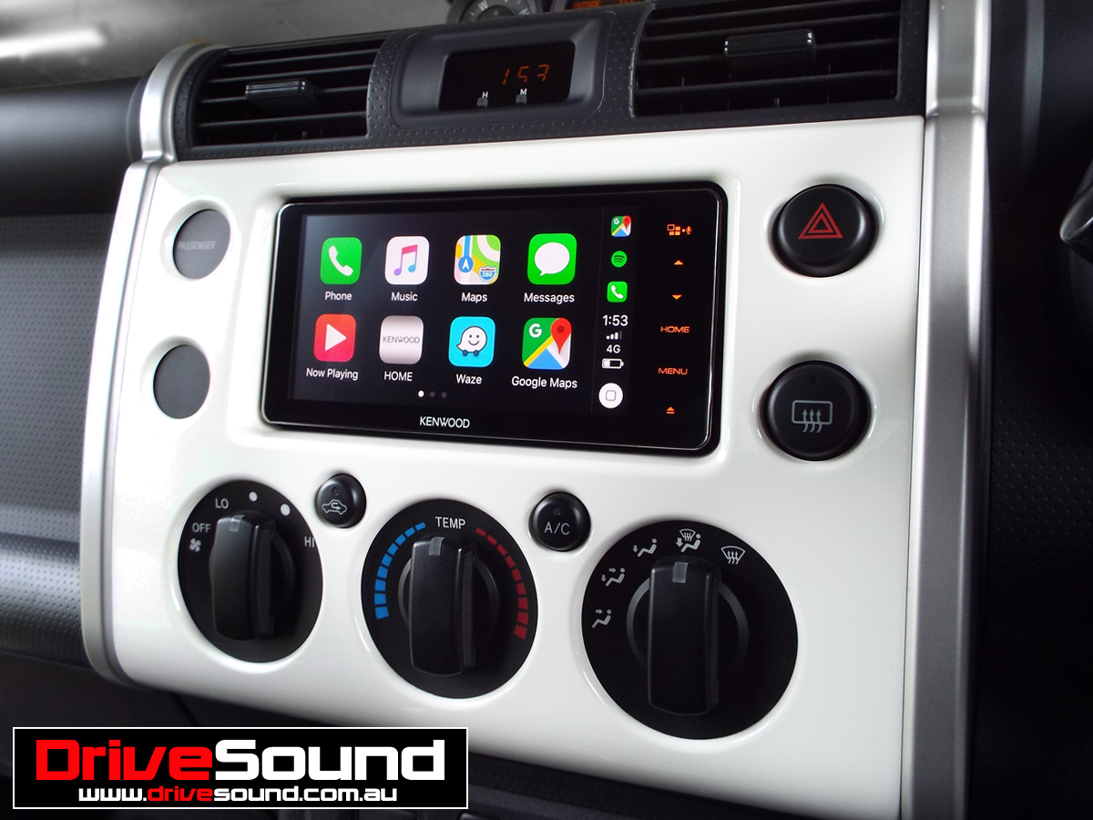 Apple CarPlay by DriveSound Apple car play, Carplay