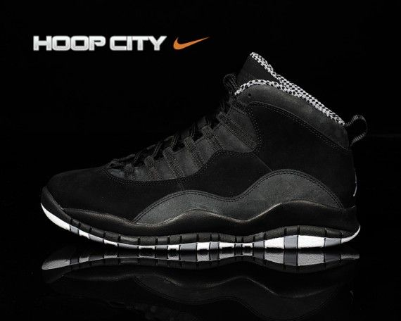 3efdfdefc8bd Air Jordan 10  Stealth  - New Images - SneakerNews.com