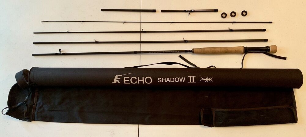 Ad Ebay Echo Shadow 10 1 2 Ft 4wt 4pcs Euro Nymph Rod With Competition Kit Shadow Competition Nymph
