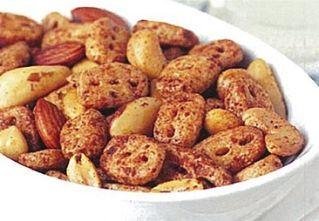 Nutri Grain Nuts Bolts Recipe Savory Snacks Aussie Food Recipes