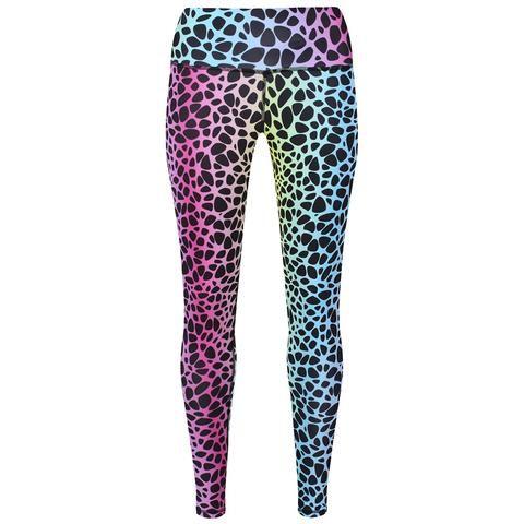 dd20c8b8f3961 Tikiboo Wild Leggings #Activewear #Gymwear #FitnessLeggings #Leggings # Tikiboo #Running #Yoga