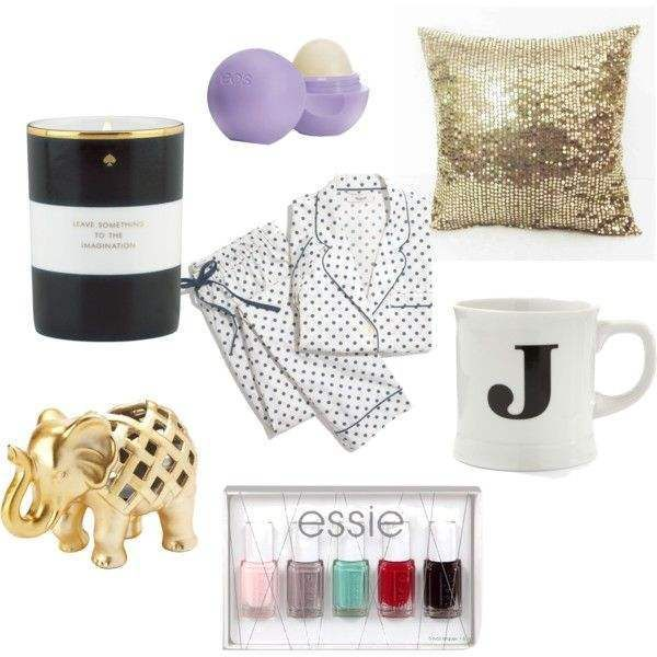 Holiday gift guide for the glam introvert.