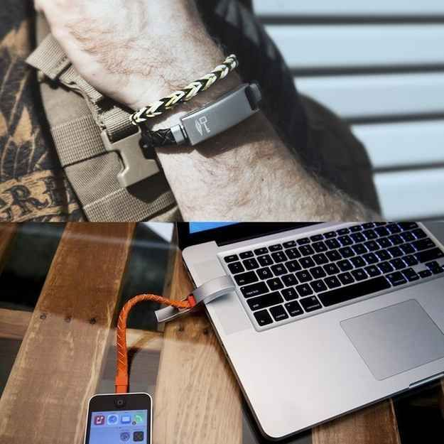 A Wearable Iphone Charger Bracelet 129 Iphone Charger 21