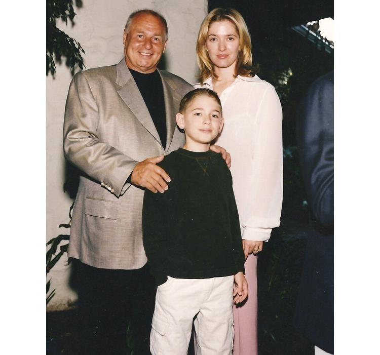 Erika Jayne Husband Thomas Girardi Son Tommy Zizzo Erika Jayne Tommy Police Officers Son