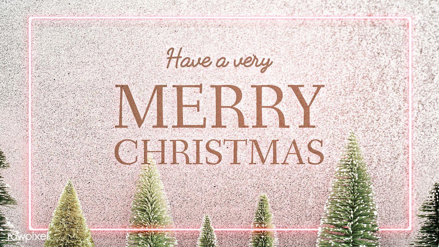 Download Premium Psd Of Pink Neon Christmas Greeting Card Mockup 1233057 Christmas Greeting Cards Christmas Greetings Merry Christmas Calligraphy
