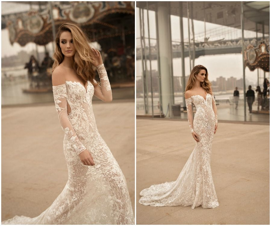 wedding dress for 2018