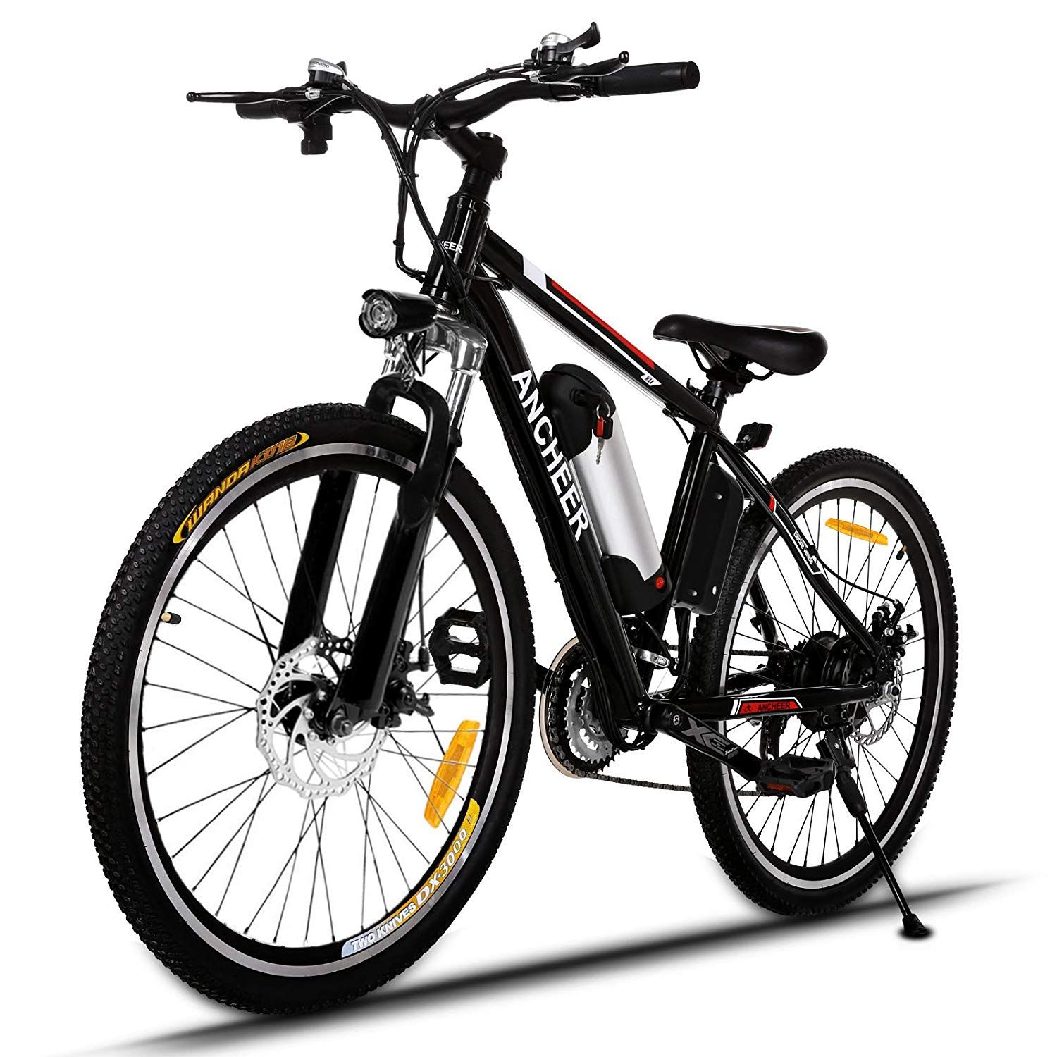 Electric System Equipped With The 36v 8ah Lithium Ion Removable Battery And 250w Stable Motor Electric Mountain Bike Best Electric Bikes Electric Bicycle