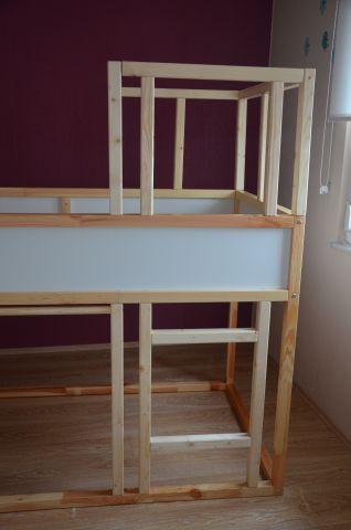 Hochbett Spielhaus Kinderzimmertraum Kinder Zimmer