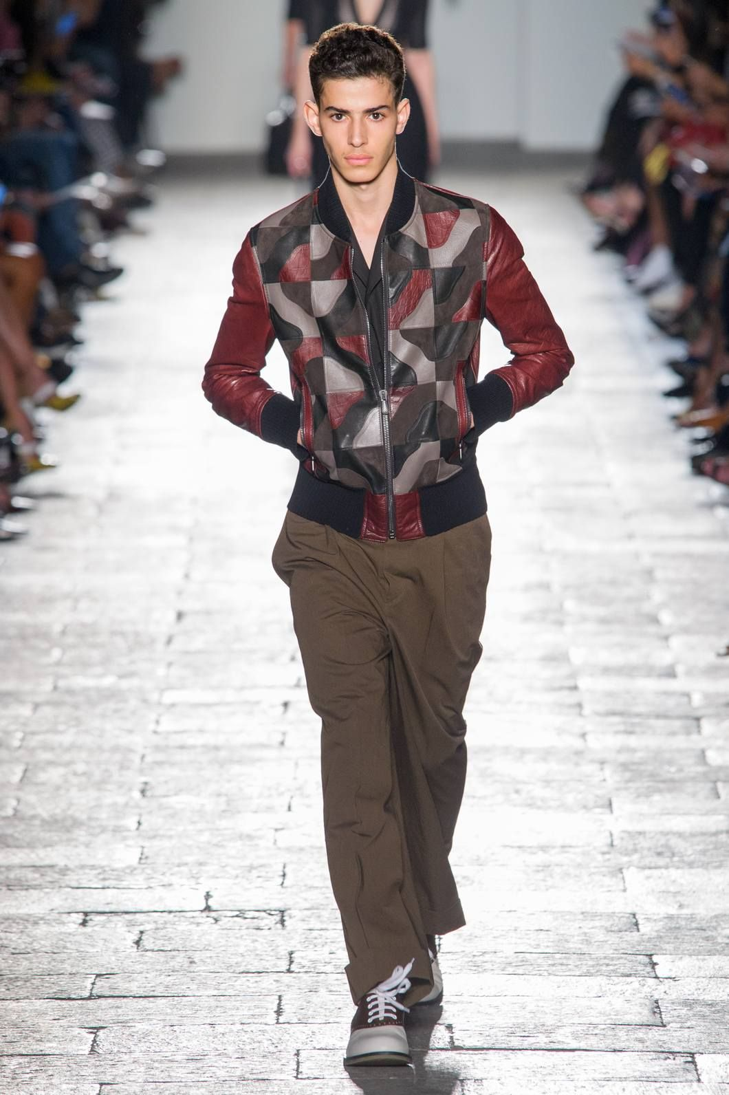 Male Fashion Trends: Bottega Veneta Spring-Summer 2017