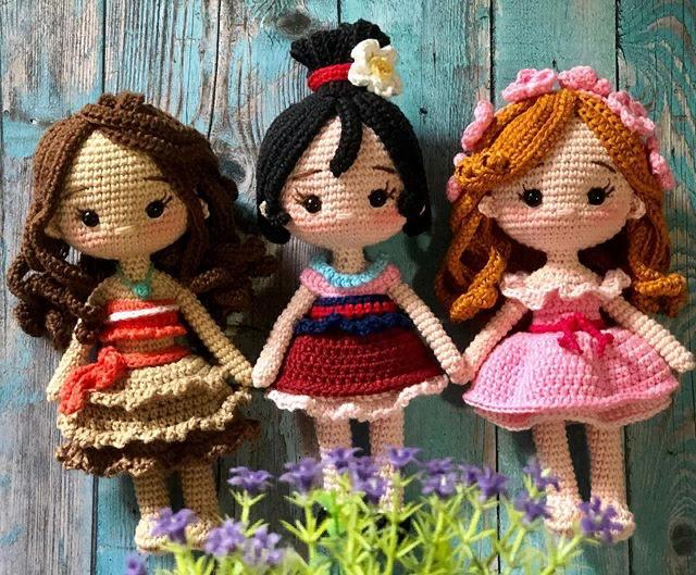 вязаные интерьерные игрушки E Himinchenko фото и видео в Instagram Crochet Dolls Knitted Dolls Crochet Animal Amigurumi