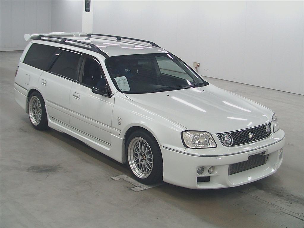R34 face wagon nissan stagea 260rs autech gtr wagon pinterest jdm imports jdm and nissan