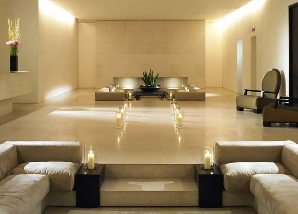 Hospitality Interior Lobby Idea Of The Hempel Hotel London Luxury Modern Minimalist Design Unique Ceramic