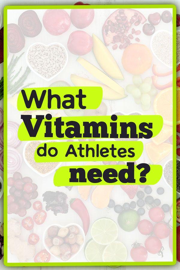 Why Athletes Need Vitamins Despite a Healthy Diet - RunToTheFinish