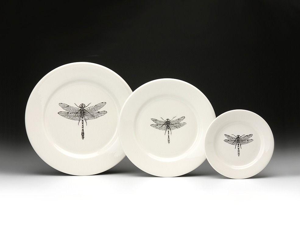 Dragonflies plates by Laura Zindel \u003c3  sc 1 st  Pinterest & Dragonflies plates by Laura Zindel \u003c3 | Dragonfly | Pinterest ...