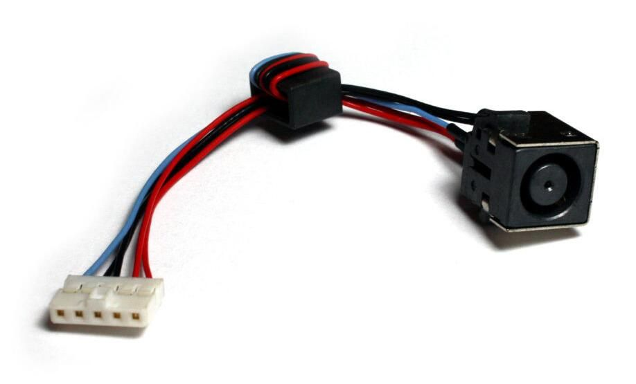 New DC Power Jack Cable for Dell Inspiron 15R 5520 7520 / Vostro ...