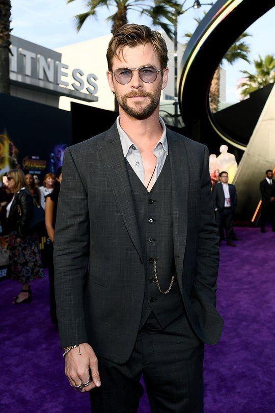 Chris. Like the shades!