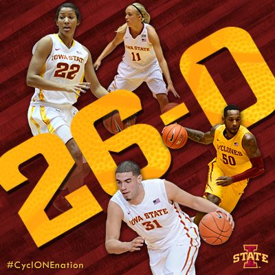 Men And Women S Basketball Are A Combined 26 0 Repin For The Best