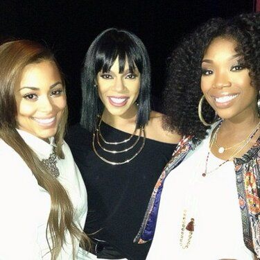 Lauren London Wendy Robinson Brandy Lauren London Celebrity Pictures Brandy Norwood