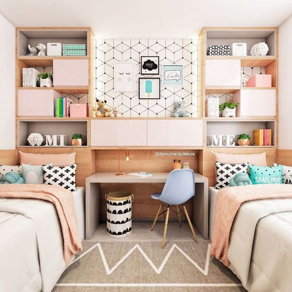 Youth Bedroom Ideas And Trends You Must Try: 13 Girls Bedroom Ideas: Too Cute To Be True!