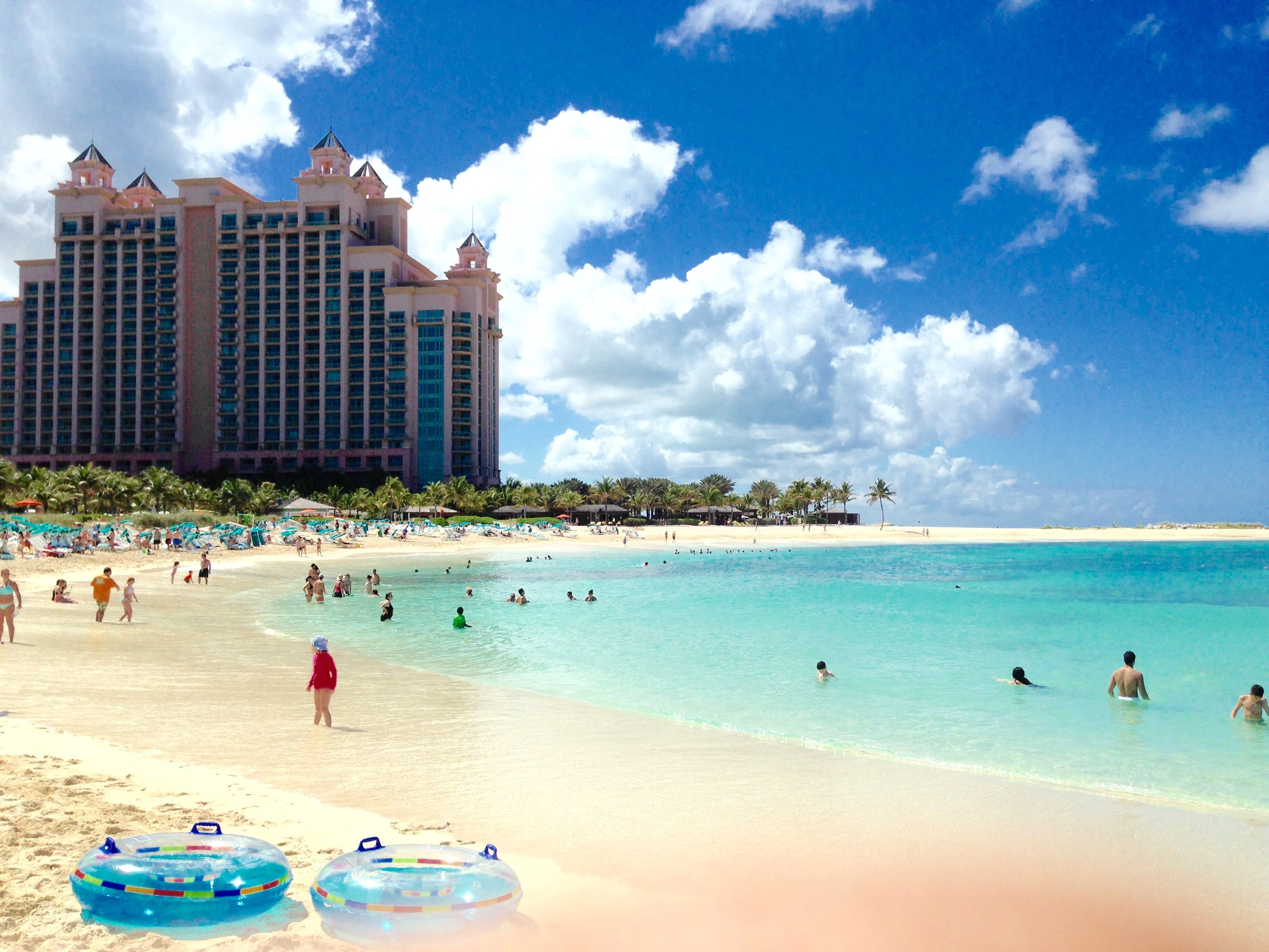 Atlantis Bahamas Cove Beach With