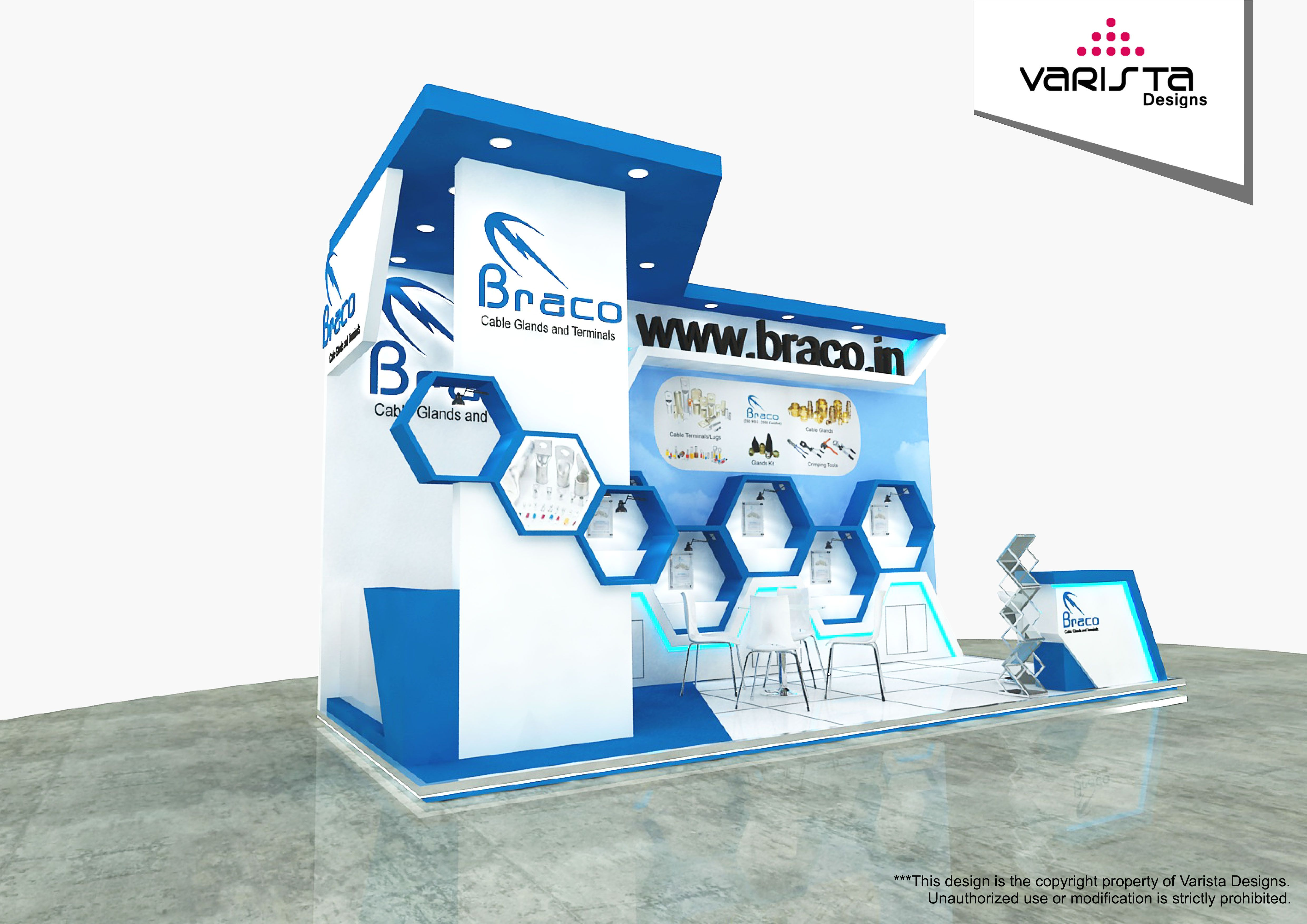 Graphic Printing And Installation Varistadesigns Is The Most Trusted Name Among Innovative Exhibitionboo Exhibition Stand Design Exhibition Stand Stand Design