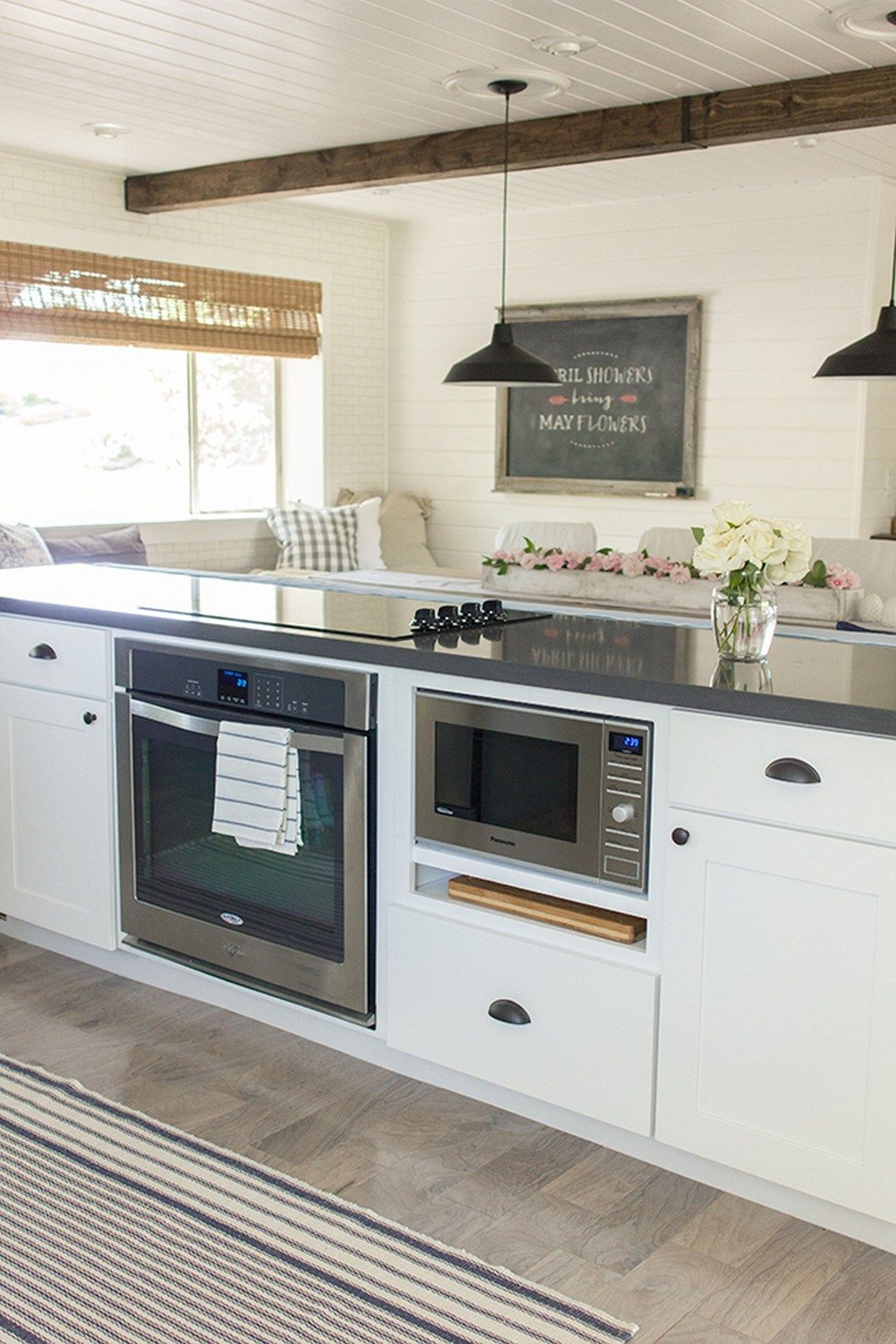 Creative Kitchen Islands With Stove Top Makeover Ideas 3 Kitchen Island With Stove Kitchen Island With Cooktop Island With Stove