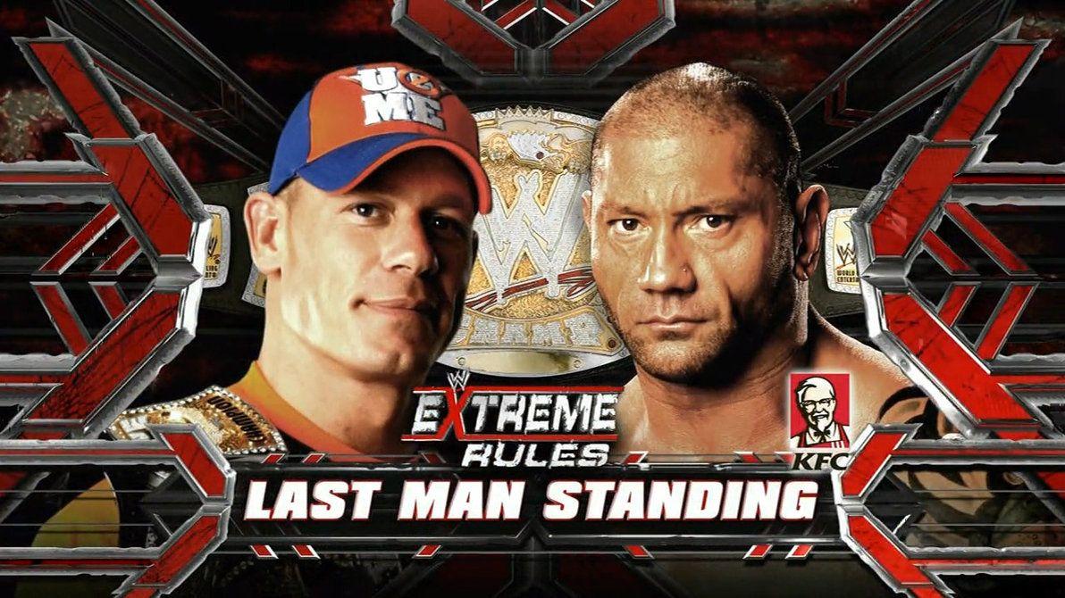 Wwe John Cena Google Search John Cena Wwe Last Man Standing