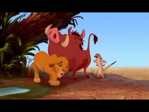 timon y pumba - YouTube