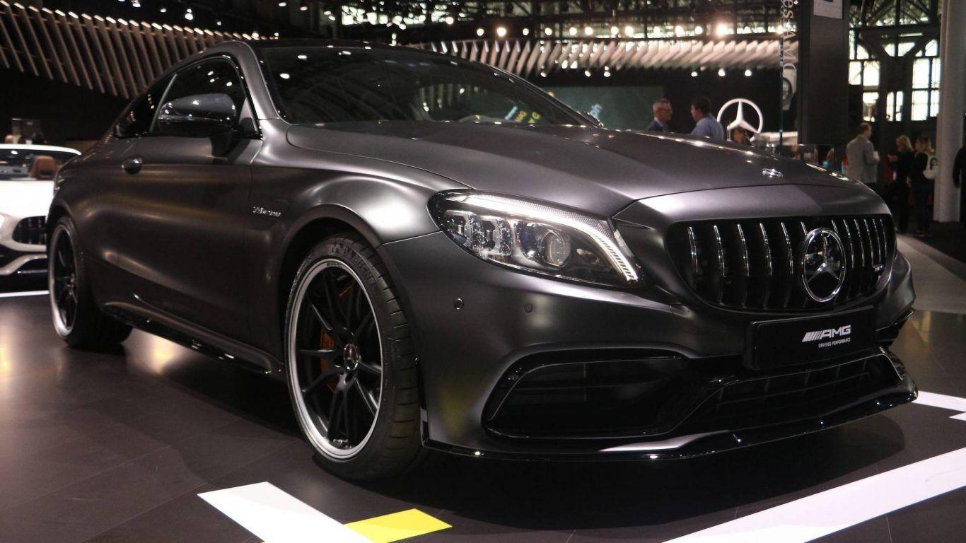 2020 Mercedes Amg C63 Coupe New Interior Dengan Gambar Mobil