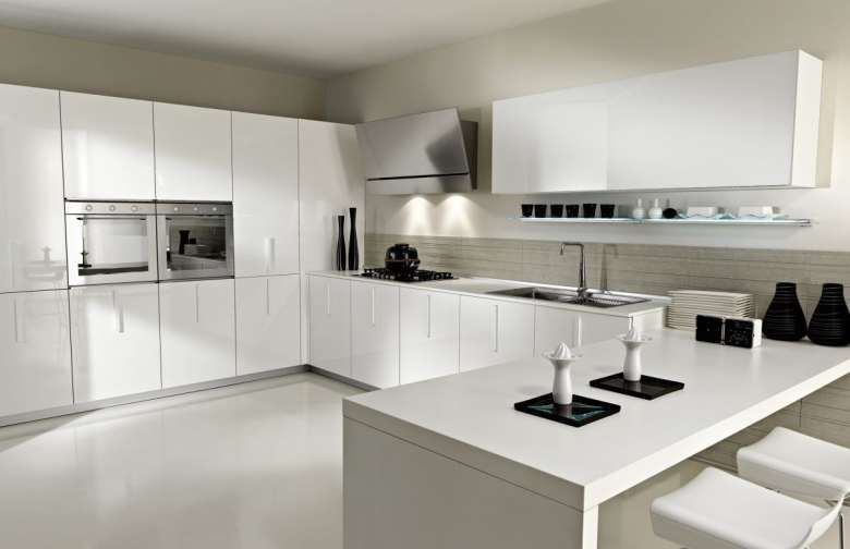 Cucine Di Lusso Moderne Progettazione Di Una Cucina Moderna Cucine Contemporanee Interni Della Cucina
