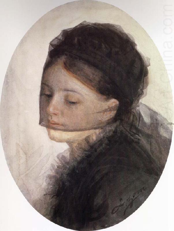 En Deuil 1880 Aquarelle Les Arts Oeuvre D Art Comment Peindre