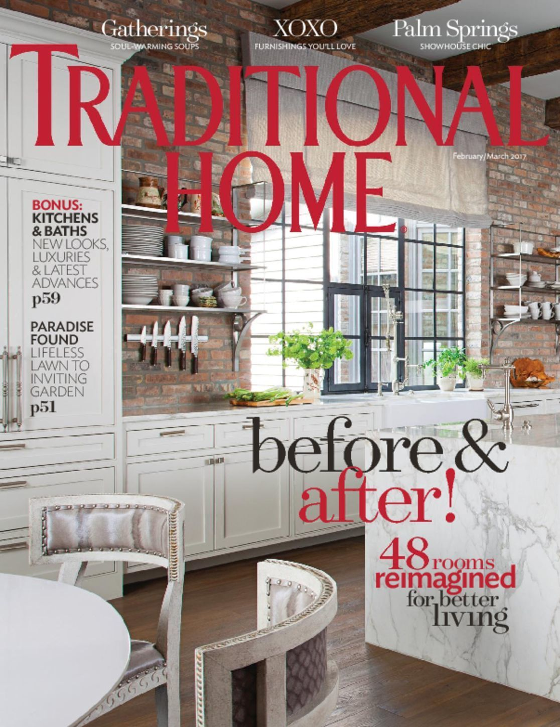 Traditional Home Magazine Subscription Traditional Home Magazine