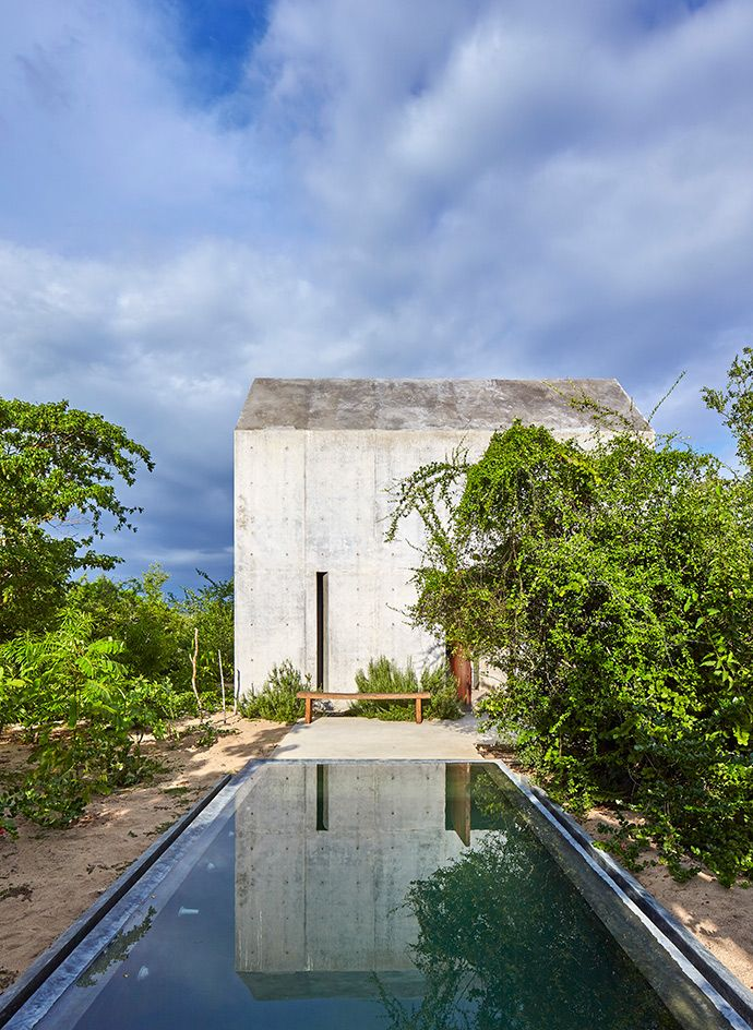 Laid-back loving: a bijou Mexican escape for two