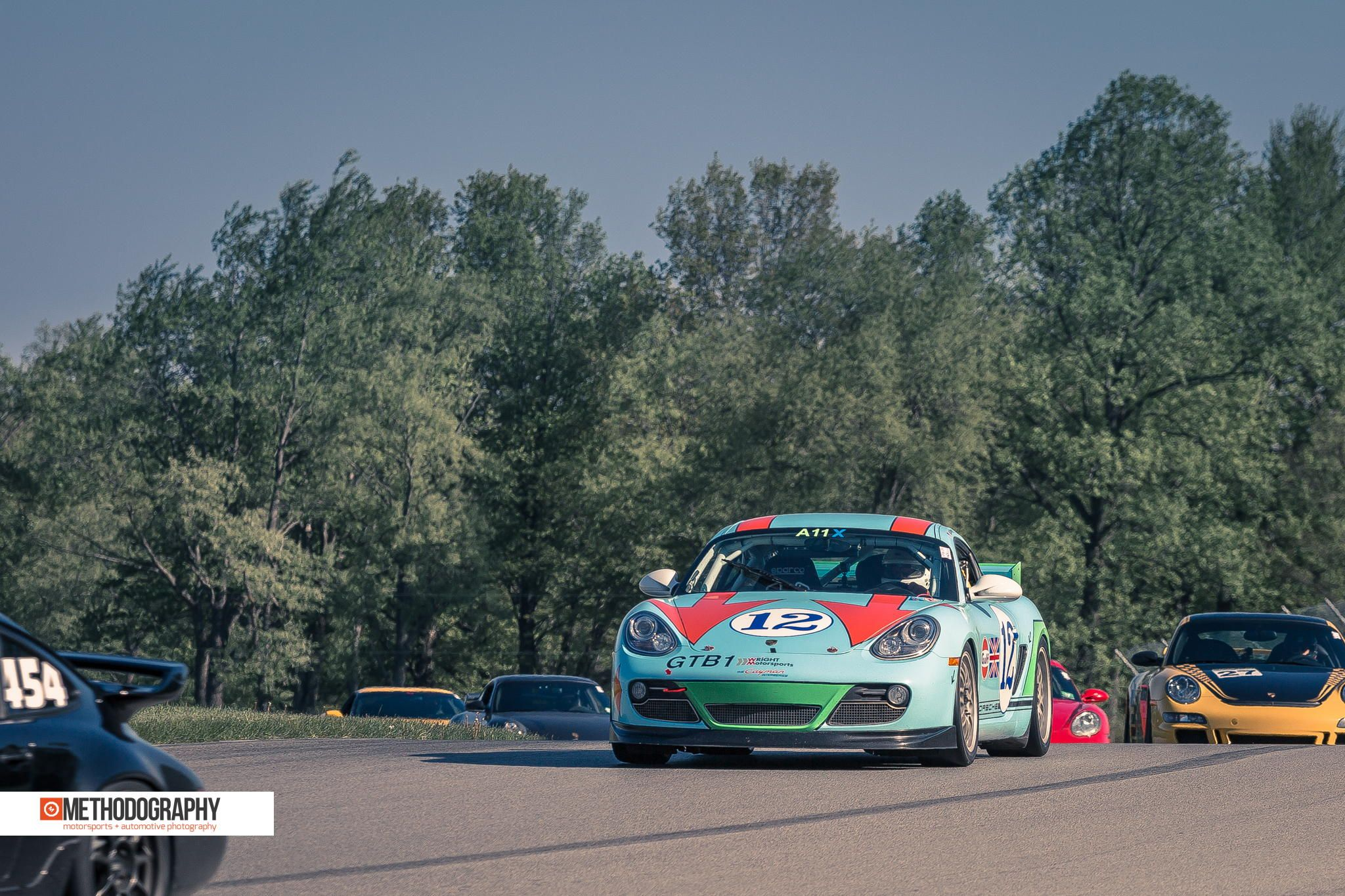 1263ef6bd Porsche Cayman Interseries - PCA @ Mid Ohio Sportscar Course by  Methodography Motorsports