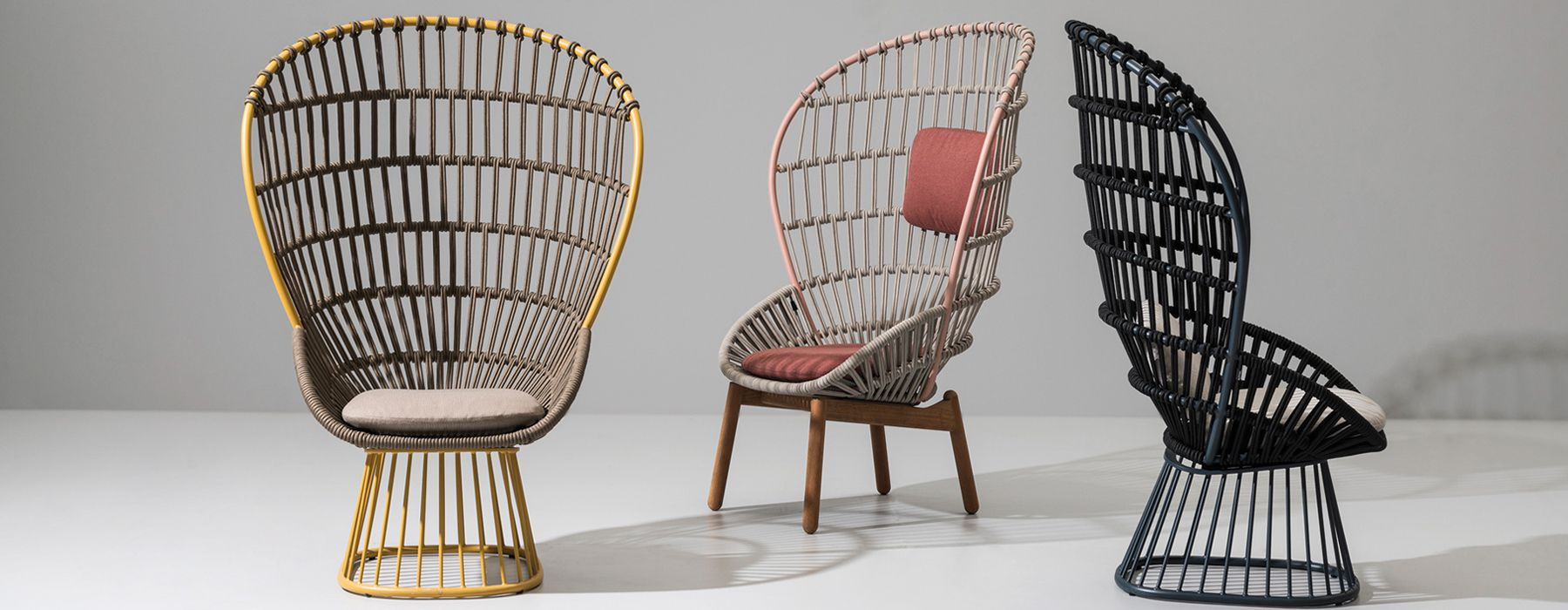 KETTAL Cala Chair   Outdoor by Doshi Levien   design_singulier ...