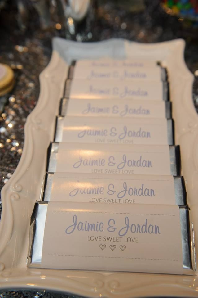 Custom chocolate bar wrappers - engagement party ideas For - engagement party templates