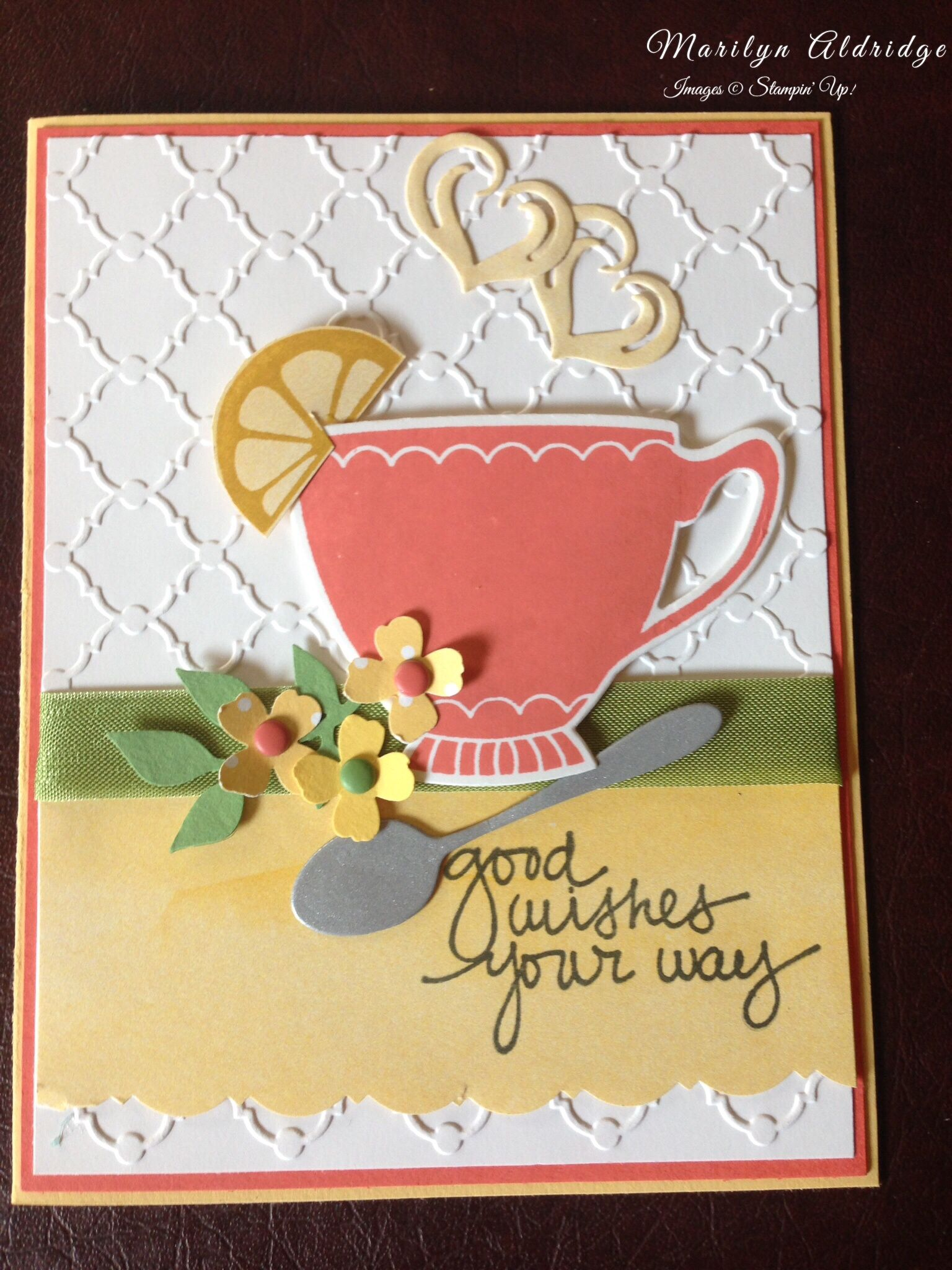 Pin von M Aldridge auf My Handmade Cards | Pinterest | Muttertag ...