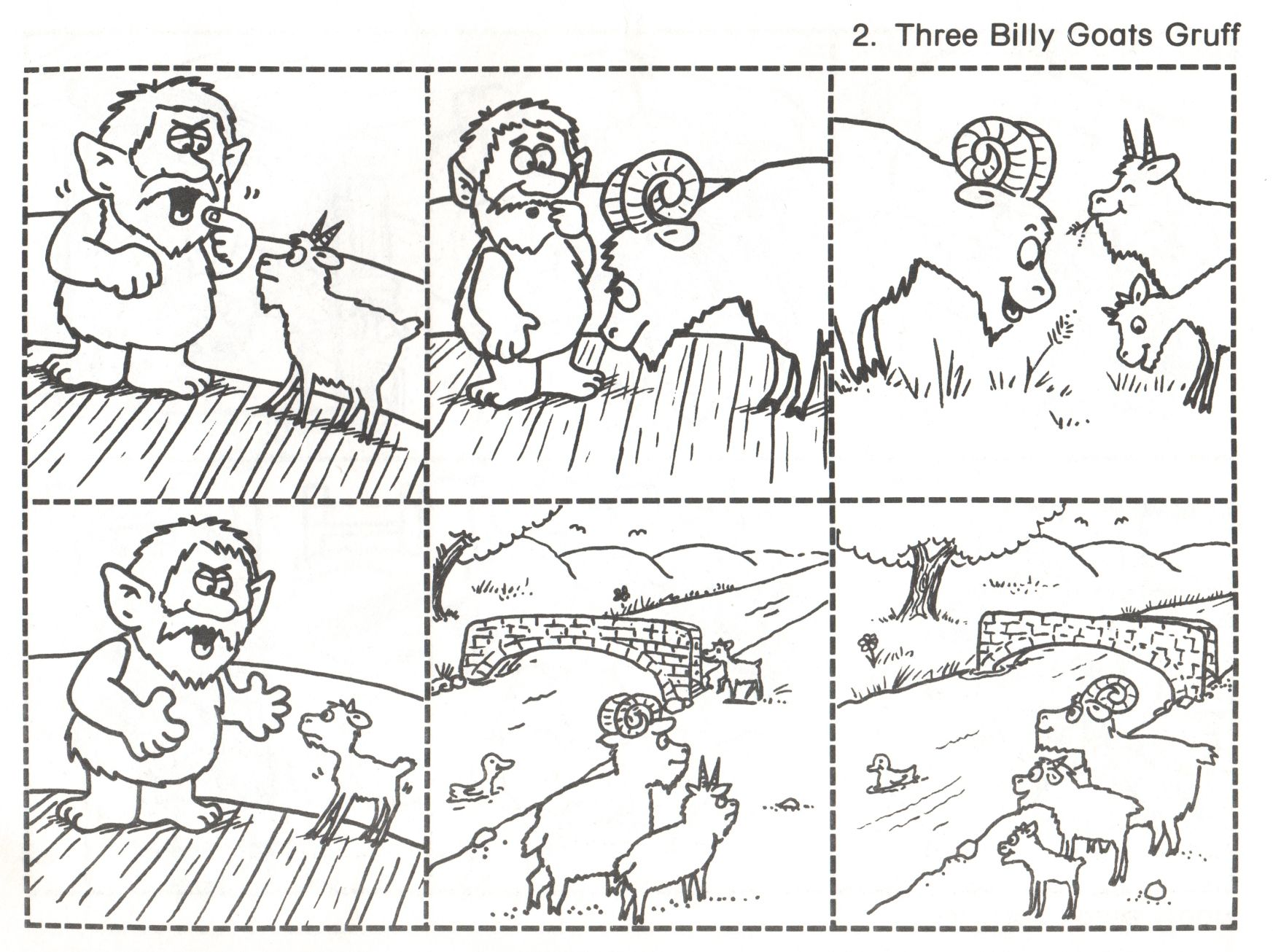 2 3 Billygoats