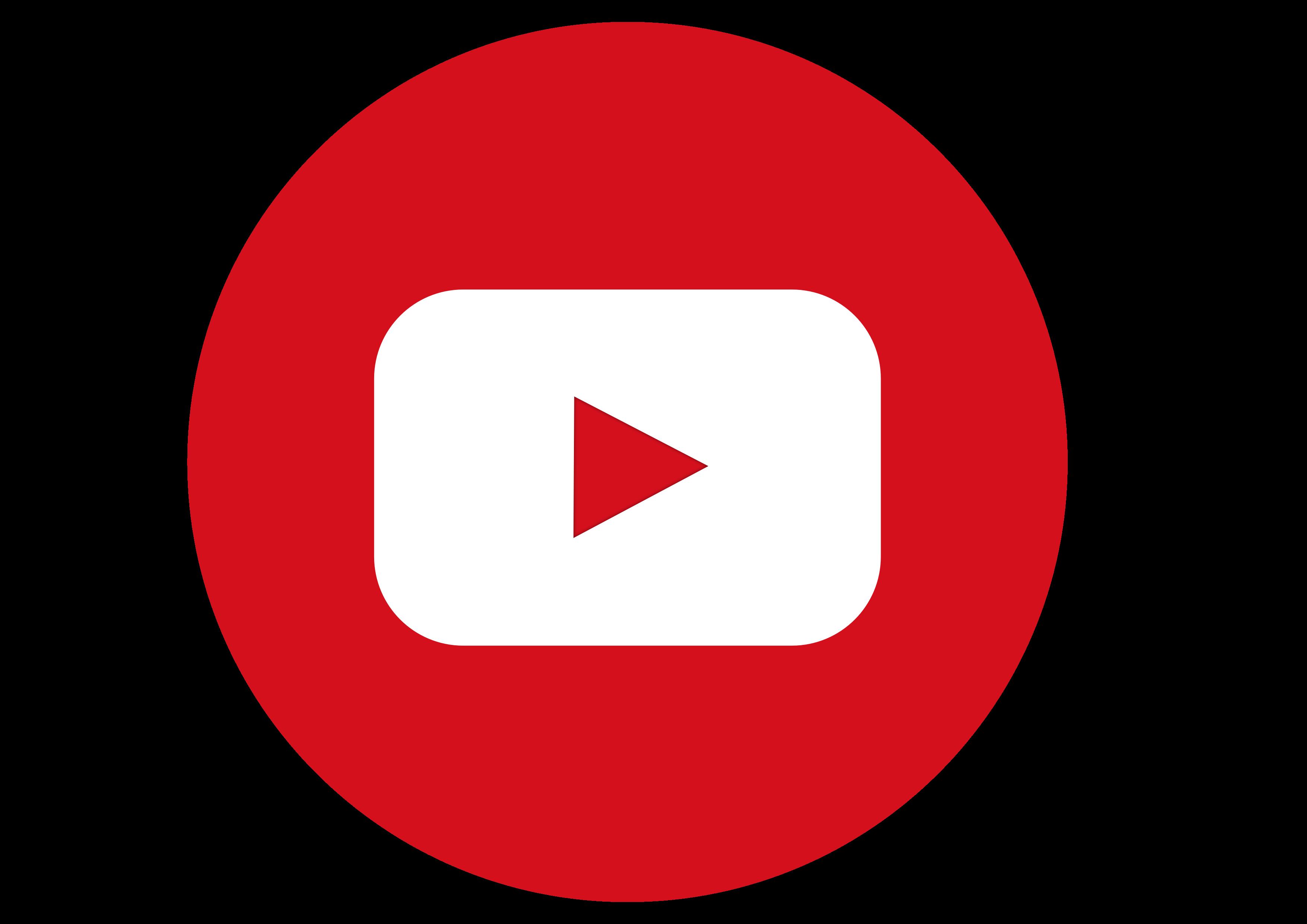youtube logo icon transparent | Youtube logo, Youtube logo png, App logo