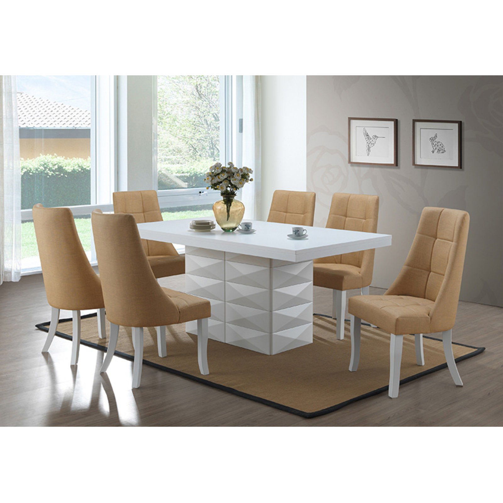 33+ Set of 6 dining chairs white Trend