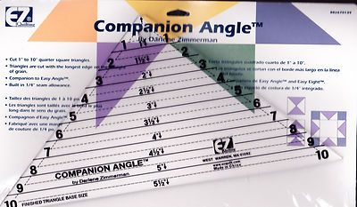 1/4 aangle ruler