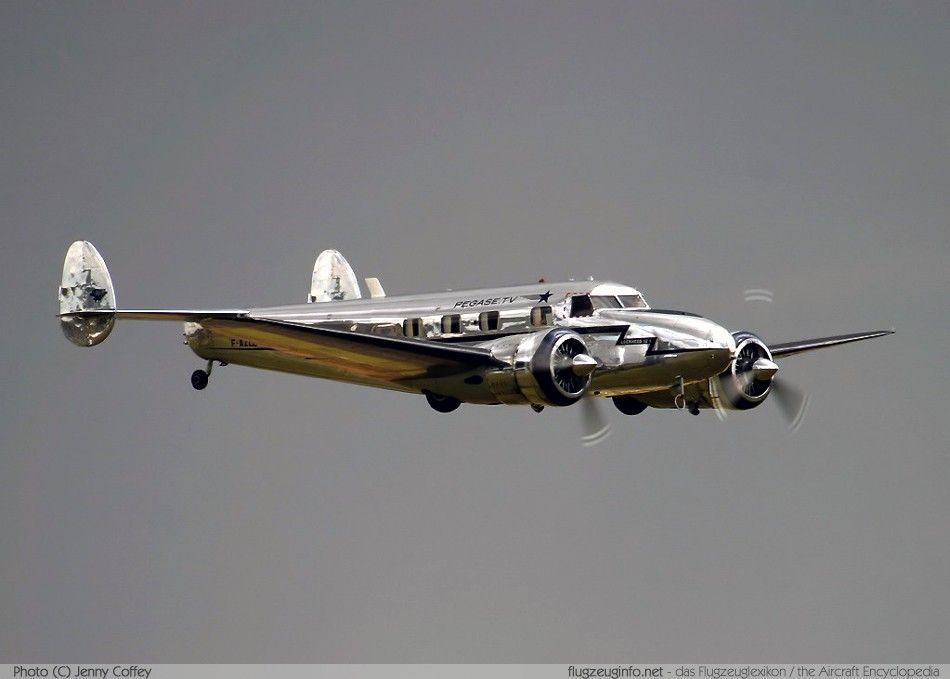 Lockheed Electra - a fine golden age aircraft | VBS ...
