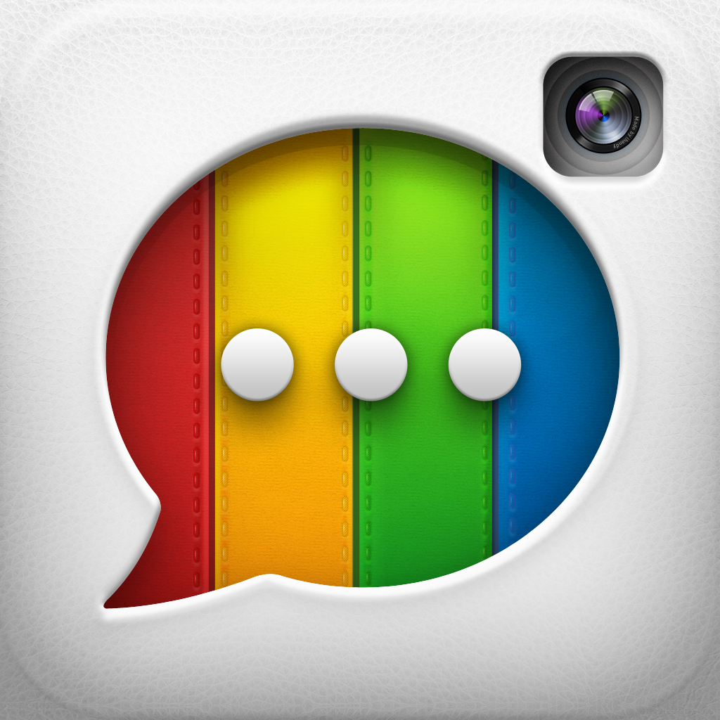 """""""Instamessage"""" - Best new messenger App on Mopapp Rankings (http://www.mopapp.com/apps/iphone/555260595--InstaMessage)"""