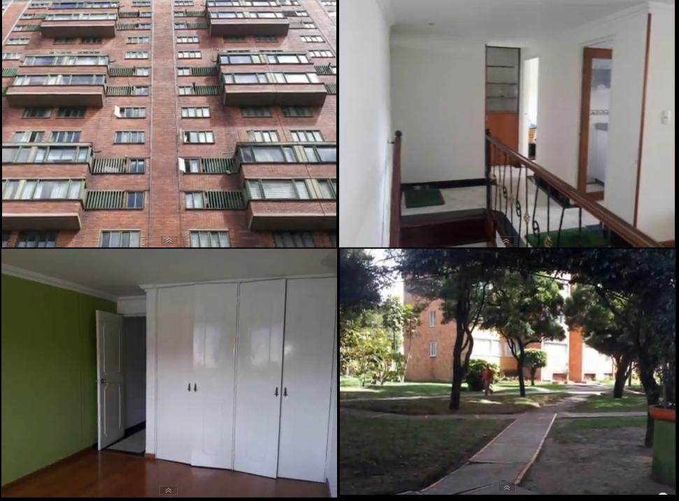 Venta Apartamento en Colseguros. Bogotá D.C. Colombia.