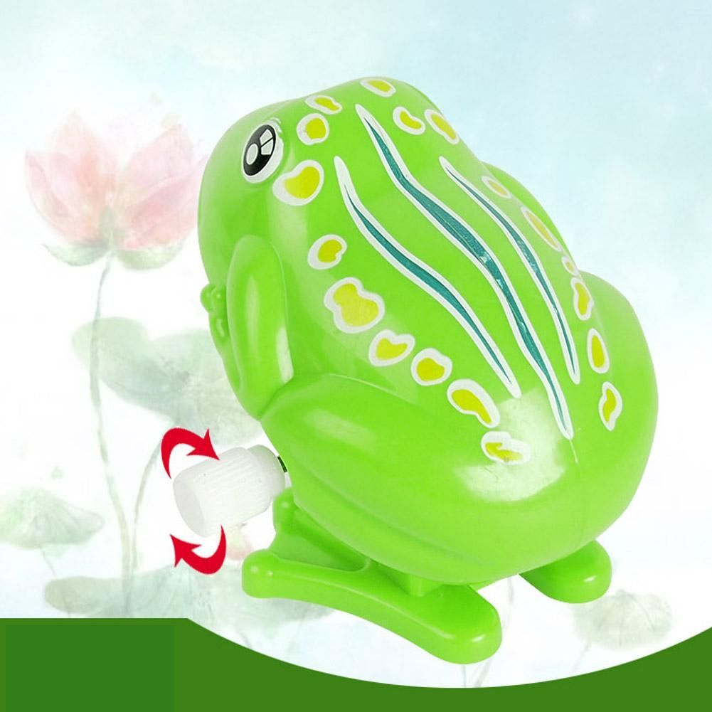 Toys images for boys  Baby Kids Toys Clockwork Toy Mini Pull Back Jumping Frog Toys for