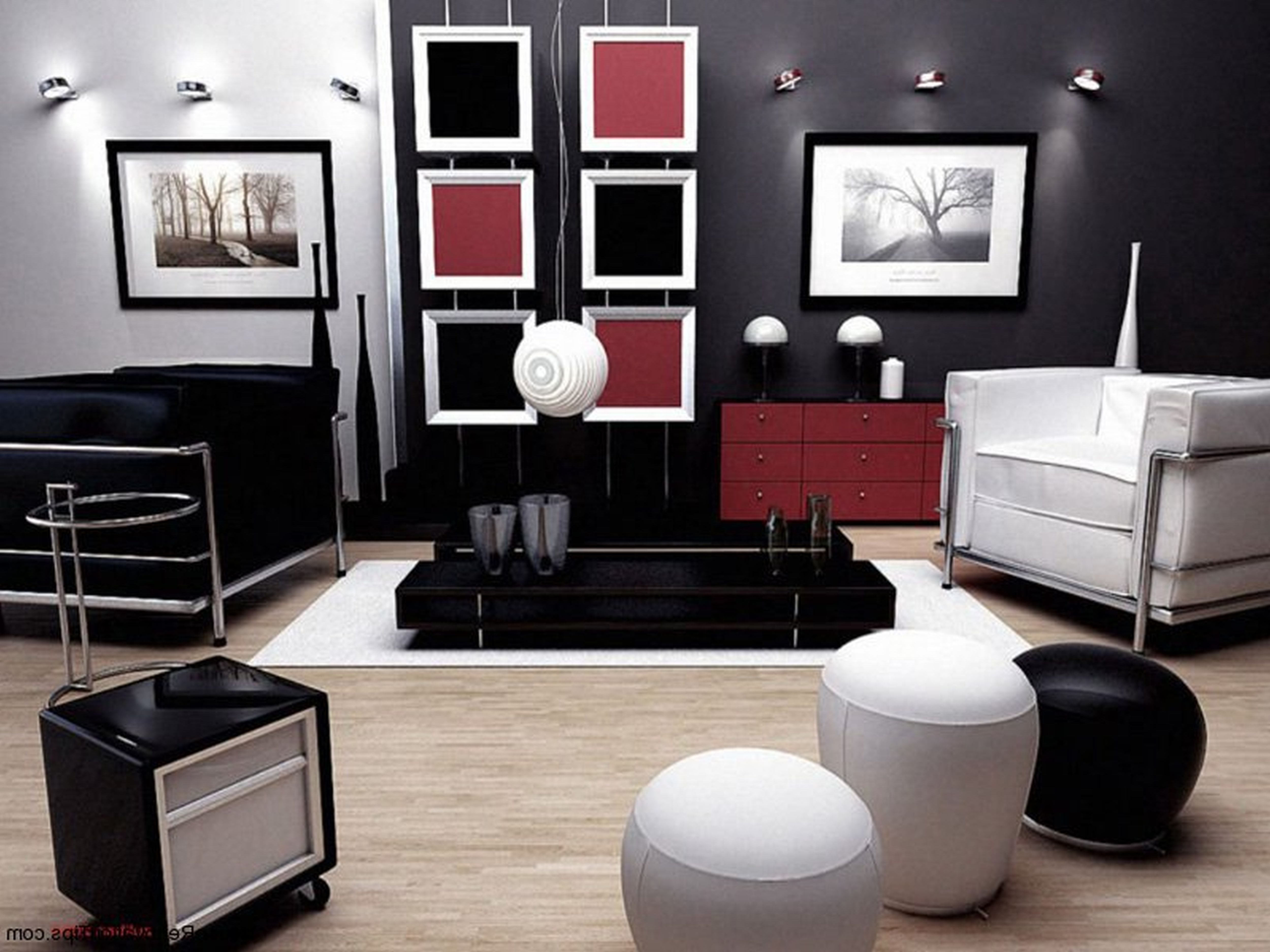 modern interior design of the fascinating modern style home decor