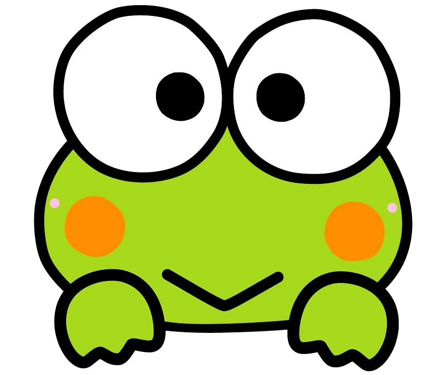 Keroppi PNG by mituesposito on DeviantArt